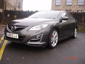 2010 MAZDA 6 SPORT. 180bhp Diesel 2.2. Excellent all round condition