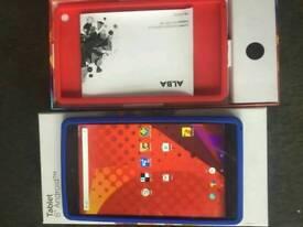 alba 8inch tablet