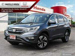 2016 Honda CR-V 1-Owner|Clean Carfax|Sunroof|Blind-Spot Camera|N