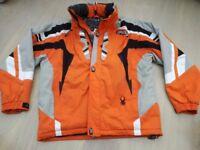 Mens Spyder Ski Jacket. Size 42in chest. Used.