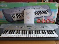 ELECTRONIC KEYBOARD - Casio CTK-230