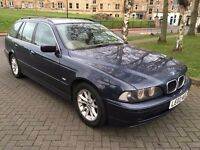 2002 E39 BMW 525D DIESEL SE TOURING AUTOMATIC ESTATE EXCELLENT CONDITION 525 D TURBO 530d