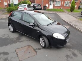 2008 FIAT GRANT PUNTO 1.4LTR PETROL 5DRS HBACK £895 NO PX ASK PRICE ONLY 02475119399