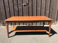 Stag Coffee Table ( Can Deliver )