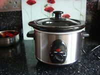Small slow cooker ideal for 1 person