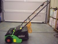 ELECTRIC SCARIFIER & AERATOR