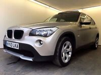 2010 | BMW X1 2.0d SDrive | Auto | Diesel | 1 Year MOT | 1 Former Keeper | 1 Year Warranty