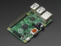 Raspberry Pi computer - perfect condition, comes with all the wires and everything-nearlty brand new