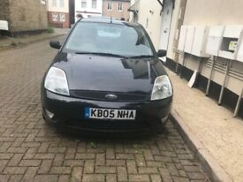 2005 Ford Fiesta 1.4 petrol manual