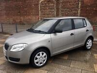 2008 SKODA FABIA / NEW SHAPE / ELECTRIC WINDOWS / CD / APRIL MOT .