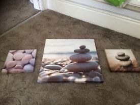 Wall canvas photos