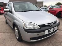 VAUXHALL CORSA 1.2 MANUAL NATIONWIDE DELIVERY *****BARGAIN*****