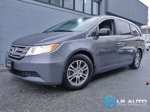 2012 Honda Odyssey EX w/REAR DVD! Only 63000kms! Easy Approvals!