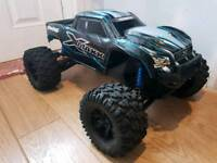 Traxxas X-Maxx V2 8s. Brushless Monster Truck. Rc Car Truck