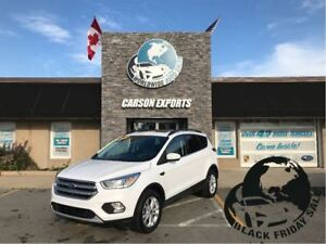 2017 Ford Escape CLEAN SE! $165.00 BI-WEEKLY+TAX!