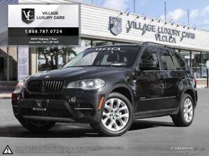 2013 BMW X5 xDrive35i EXECUTIVE EDITION | COMFORT SEATS | NAV...