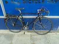 Holdsworth 531 Reynolds single speed road bike bicycle