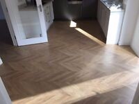 Professional Flooring Fitter