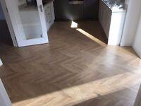 Professional Flooring Fitter