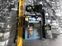 Uniden Bearcat 125XLT Scanner With Supergainer