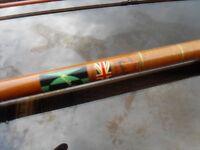 salmon rod