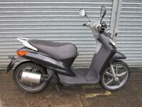 2001 Peugeot Looxor 100 scooter 100cc Low miles - Long mot