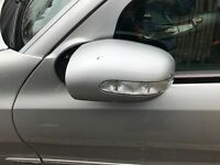 05 MERCEDES E220 FOLDING MIRROR COMPLETE GOOD CONDITION WORKING EACH £100
