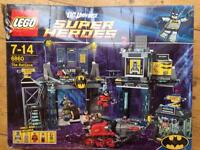 Lego Super Heroes -The Batcave (6860)