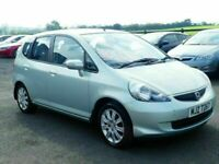 2007 Honda Jazz 1.4 petrol with only 62000 miles, motd aug 2020 all cards welcome