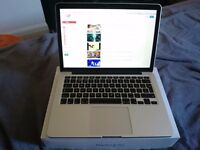 Macbook pro 2015 2.9 ghz i5 8gb ram 128gb less then 10 cycles on battery