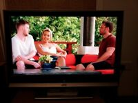 JVC LT-32DA8BJ 32 INCH LCD TV WITH BUILT IN FREEVIEW