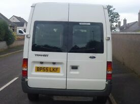 LOW MILEAGE 11 seater minibus for sale, good condition, any reasonable offer secure sale