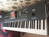 Korg Pa3x 76 keys - Superb Condiion, like new!