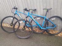 Pinnacle Hybrid bike as New