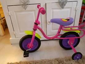 Minnie mouse my 1st bike
