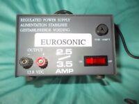 EUROSONIC HOMEBASE POWER CONVERTER 240V TO 13.8DC