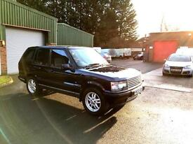 Range Rover 2.5 TD P38 Very Clean