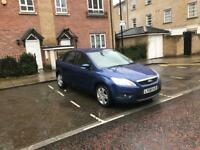 2008 Ford Focus 2.6 manual mot key logbook no faults £1895ono