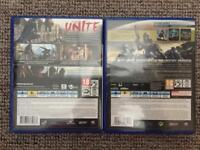 PS4 Games Assassins Creed Unity & Destiny The Taken King