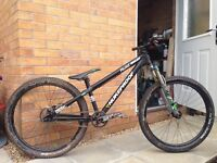 Nukeproof snap 4x/dirt jump bike for sale. Great spec for the money