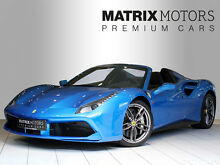 Ferrari 488 Spider LIFT SYSTEM KAMERA CARBON RACING 20""