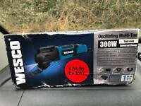 Wesco multi tool (used twice)