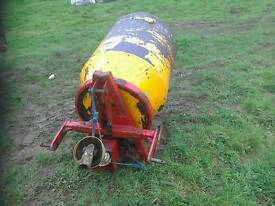 Tractor mounted CEMENT MIXER