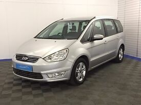 Ford Galaxy Zetec Turbo 2011 with No Credit Scoring Finance* and a free Samsung Tablet!**