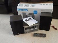 Philips DCB2020/05 Micro DAB ipod system