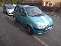 Daewoo, MATIZ, Hatchback, 2003, Manual, 12 Months MOT