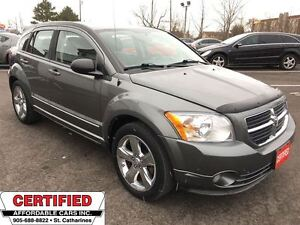 2011 Dodge Caliber Rush ** NAV, BLUETOOTH, HTD LEATH **