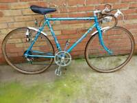 Raleigh gt arena road racer touring bike bicycle