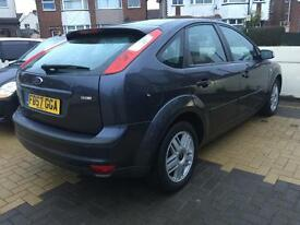 Ford Focus Ghia TDCI Automatic 2007 5DR