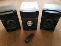 Sony mini HiFi system MHC-EC69i